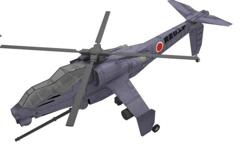 Своими руками модель вертолета