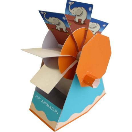 Схемы сборки движущихся моделей оригами 93