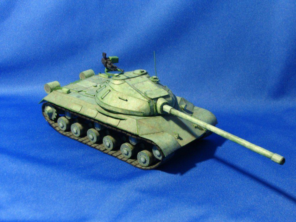 схема танка из бумаг для изготовления