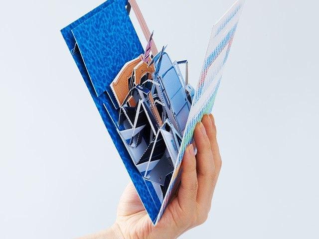 Бумажные модели открыток