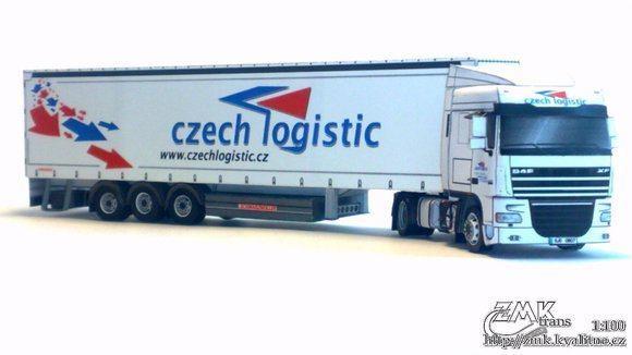 logistic paper
