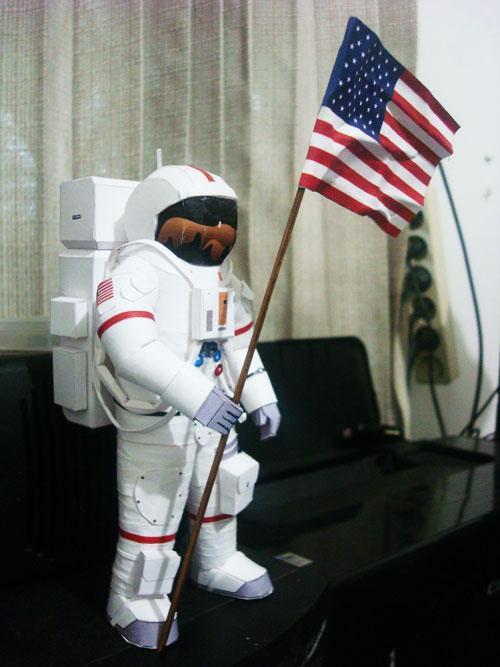Космонавт из куклы своими руками 143