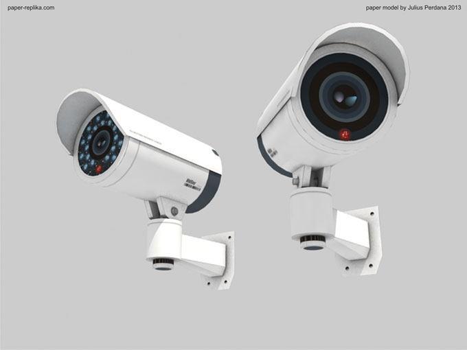 Как сделать видеокамеру наблюдения 93